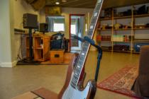 Recording studio studio de zoete inval muziekstudio geluidsstudio opnamestudio